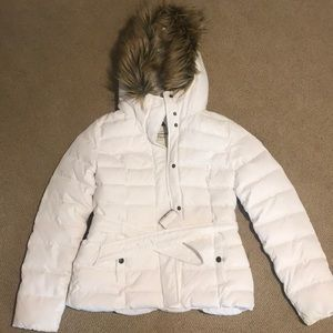 Abercrombie and Fitch Snow Coat